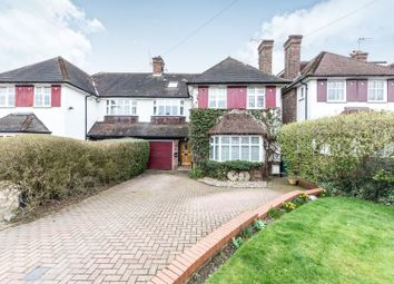 Thumbnail 5 bed semi-detached house for sale in Links Drive, Totteridge