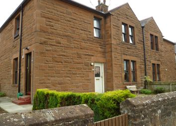 Thumbnail 2 bedroom flat for sale in Glasgow Street, Dumfries