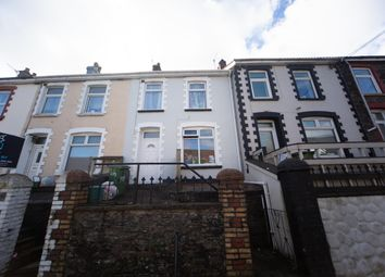 Thumbnail 4 bed terraced house for sale in Wood Road, Treforest, Pontypridd