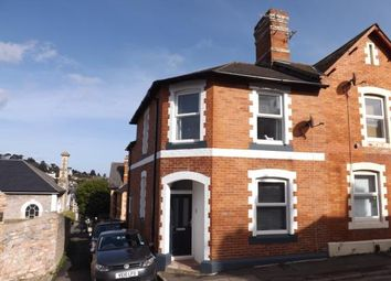 Thumbnail 2 bed end terrace house for sale in Newton Abbot, Devon
