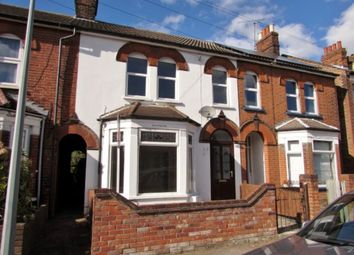 Thumbnail 4 bedroom terraced house to rent in Ruskin Road, Ipswich