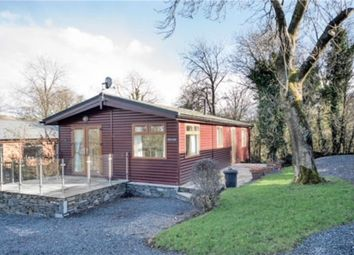 Thumbnail 2 bed mobile/park home for sale in The Pastures, Allithwaite, Cartmel, Cumbria