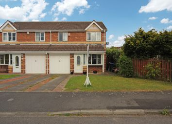 3 bed semi-detached house for sale in St. Oswalds Court, Newton Aycliffe DL5