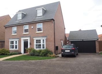 Thumbnail 5 bed detached house for sale in Marron Court, Newark