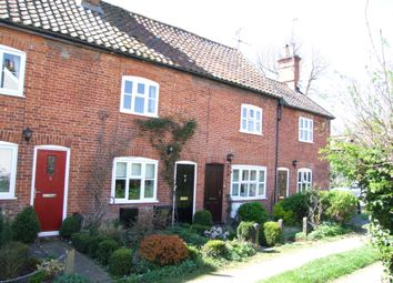 Thumbnail 2 bed terraced house for sale in The Drift, Wickham Market, Woodbridge