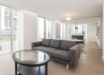 Thumbnail 3 bed flat to rent in London Dock, Wapping