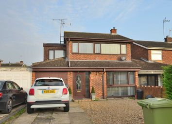 Thumbnail 4 bedroom link-detached house to rent in Frensham Drive, Bletchley, Milton Keynes