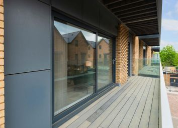 Thumbnail 1 bed property for sale in Riverside Park, Victoria Way, Ashford
