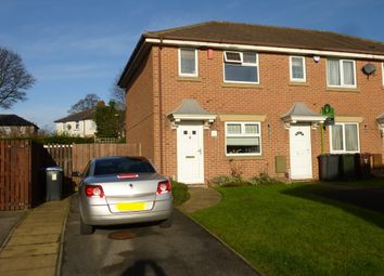 Thumbnail 2 bed town house for sale in Danby Avenue, Bierley, Bradford