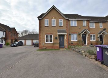 Thumbnail 2 bed end terrace house for sale in Ullswater Close, Stevenage, Herts