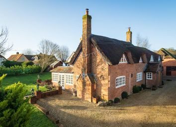 Thumbnail 5 bed property for sale in The Green, Brightwalton, Newbury