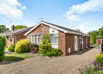Thumbnail 2 bed detached bungalow for sale in St Oswalds Close, Finningley, Doncaster