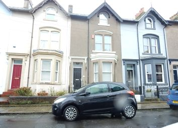 Thumbnail 4 bed terraced house for sale in North Street, Maryport, Cumbria