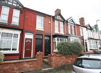 Thumbnail 2 bed terraced house for sale in Greenhill Road, Halesowen, West Midlands