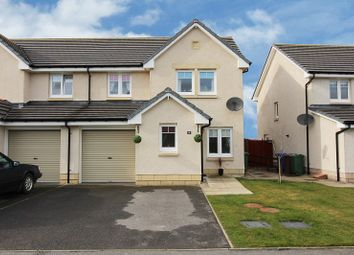 Thumbnail 3 bed semi-detached house for sale in 14 Bramble Close, Culduthel, Inverness