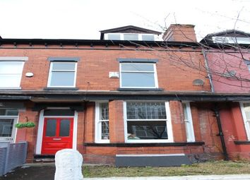 Thumbnail 4 bed terraced house to rent in Keppel Road, Chorlton Cum Hardy, Manchester