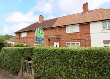 Thumbnail 3 bed terraced house for sale in Anslow Avenue, Lenton Abbey, Nottingham