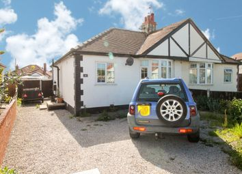 Thumbnail 2 bed semi-detached bungalow for sale in Gwenarth Drive, Rhyl