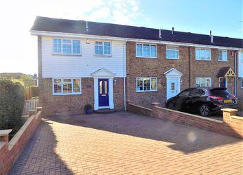 Thumbnail 3 bed semi-detached house to rent in Ash Lodge Close, Ash, Aldershot, Hampshire