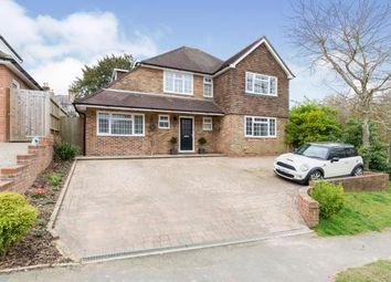 Thumbnail 4 bed detached house for sale in Claremont Rise, Uckfield, East Sussex, .