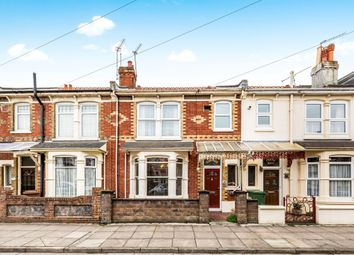 Thumbnail 3 bedroom terraced house for sale in Lynton Grove, Portsmouth