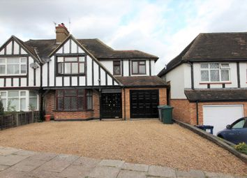 Thumbnail 5 bed semi-detached house for sale in Ranelagh Drive, Edgware