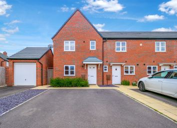 Thumbnail 3 bed end terrace house for sale in Rideau Road, Meon Vale, Stratford-Upon-Avon