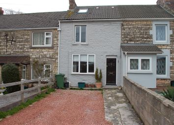 Thumbnail 2 bed terraced house for sale in Excelsior Terrace, Midsomer Norton, Radstock