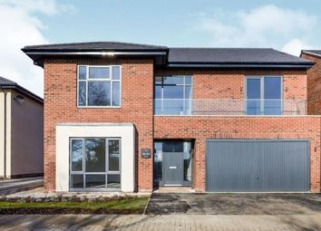 Thumbnail 5 bedroom detached house for sale in High Street, Linton, Swadlincote, Derbyshire