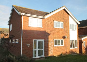 Thumbnail 4 bed detached house to rent in Western Avenue, Felixstowe