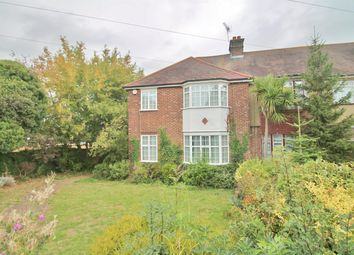 Thumbnail 5 bed end terrace house for sale in Whitehill Road, Gravesend