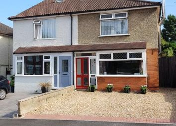 Thumbnail 3 bed semi-detached house for sale in Branksome, Poole, Dorset
