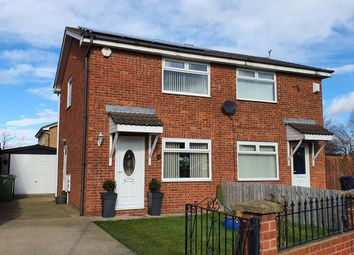 2 bed semi-detached house for sale in Briggs Avenue, South Bank, Middlesbrough TS6