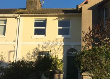 Thumbnail 4 bed terraced house for sale in Torre, Torquay, Devon