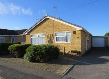 Thumbnail 2 bed detached bungalow for sale in Hunters Chase, March