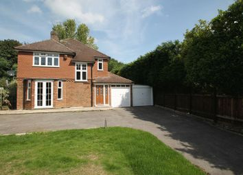 Thumbnail 3 bed detached house to rent in Dorking Road, Gomshall, Guildford