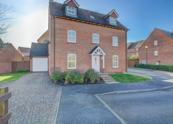 5 bed detached house for sale in Bridgemere Close, Westcroft, Milton Keynes MK4