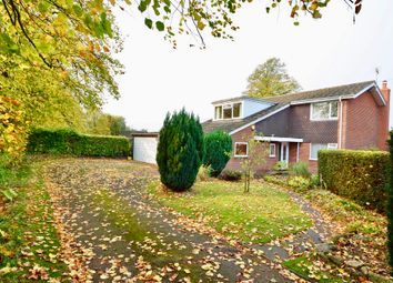 Thumbnail 4 bed detached house for sale in Scots Close, Bilton, Rugby