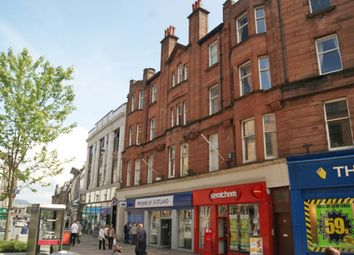 Thumbnail 1 bed flat to rent in 7D Port Street, Stirling