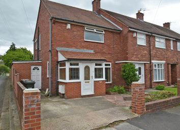 Thumbnail 2 bed semi-detached house for sale in Morwick Road, North Shields