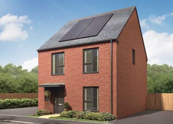 """Thumbnail 4 bed detached house for sale in """"The Ribble"""" at Showell Road, Wolverhampton"""