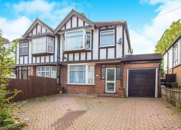 Thumbnail 4 bed semi-detached house for sale in St. Albans Road, Watford, Hertfordshire, .