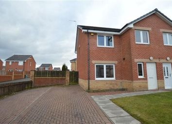 Thumbnail 3 bed semi-detached house for sale in Barshaw Road, Penilee, Glasgow