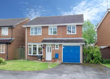 Thumbnail 4 bed detached house for sale in Hampdon Way, Wellesbourne, Warwick
