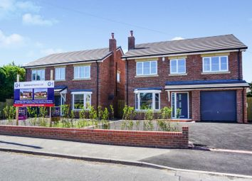Thumbnail 4 bed detached house for sale in Hawthorne Drive, Sandbach