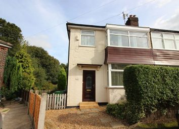 Thumbnail 3 bed semi-detached house to rent in Gwendor Avenue, Manchester
