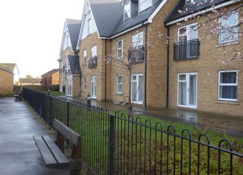 Thumbnail 2 bed flat for sale in Tanners Close, Crayford, Kent