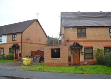 Thumbnail 2 bed end terrace house for sale in Foster Drive, Penylan, Cardiff