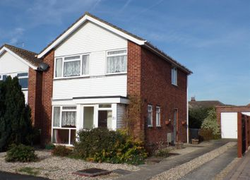 Thumbnail 3 bed detached house to rent in Trajan Road, Coleview, Swindon