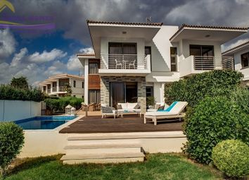 Thumbnail 3 bed villa for sale in Mazotos, Larnaca, Cyprus